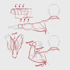 Digital Painting Tutorials, Digital Art Tutorial, Art Tutorials, Concept Art Tutorial, Drawing Base, Manga Drawing, Drawing Techniques, Drawing Tips, Poses References