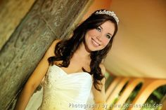A very beautiful #bride! #Bridal #Portrait by #DominoArts #Photography (www.DominoArts.com)