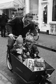 Amsterdam bakfiets