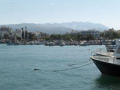 * Ilha de Kos * Grécia. Porto da Ilha.