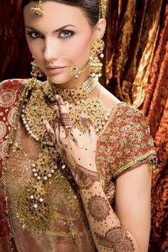 Bridal Mehndi Designs 2013-14-