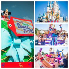 """""""Move It! Shake It! Dance & Play It!"""" Street Party has debuted at Walt Disney World Resort! Call 407-397-0850 or visit EliteVacationHomes.com today!"""