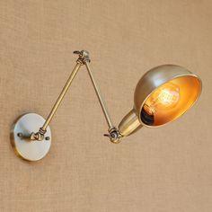 照明 アンティーク風 ブラケットライト おしゃれ 壁掛け照明 壁付け灯 LED 工業系デザイン 玄関照明 レトロ ウォールライト カフェ風 書斎 室内インダストリアル|jp-one-shopping|04