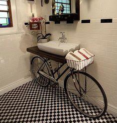 recycling idee fürs bad