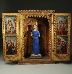 spanish religious box - Google Search