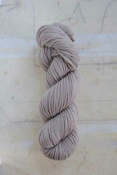 chanterelle 100% wool heavy worsted weight yarn. Quince & Co. Osprey