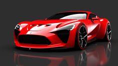 612 GTO III by Sasha Selipanov - cars concept - 1409fc36614731.57226199978df