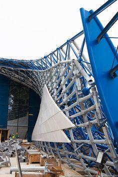 Heydar Aliyev Cultural Center - Zaha Hadid: