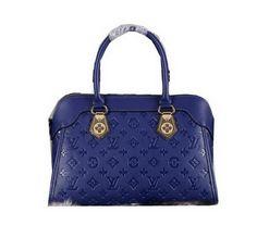 Louis Vuitton Monogram Empreinte Tote Bags M41808 Royal - $239.00