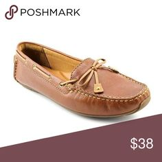 Clarks Artisan Dunbar Cruiser Loafer Clarks Artisan Dunbar Cruiser New Women's leather Loafer Moccasins Shoes, very comfortable. Soft leather and not feeling tired after a whole day. Also fashionable. Should fit child's size 3. Also welcome to buy for kids. Thanks. Clarks Shoes Flats & Loafers