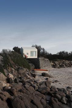 Viking Seaside Summer House,© Jules Couartou