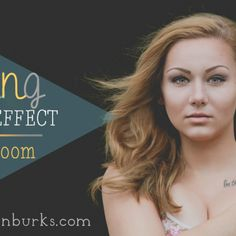 Learn how to create a believable blurry background in Photoshop without leaving behind a halo!