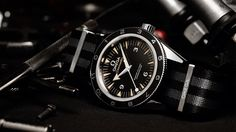 """OMEGA Watches: The Seamaster 300 """"Spectre"""" Limited Edition - 23332412101001"""