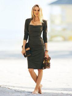 cute professional but not stuffy dress
