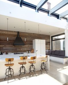 This Stunning Interior Project From Architecture And Design Consultancy Optimise In Dublin Involved The Complete Refurbishment