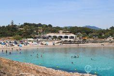 Cala Murada auf Mallorca in Spanien