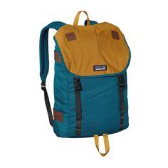 Sac à dos inspiré d'un modèle des années 80 et conçu à l'origine pour l'alpinsime, le sac à dos Arbor Pack 26L a été revu et adapté pour vous suivre au quotidien.