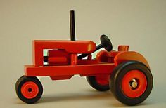 wood tractor - Google Search