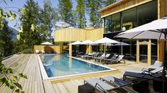 Design- und Wellnesshotel in Längenfeld in Tirol - Naturhotel Waldklause