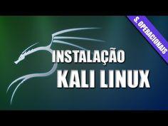 Sistemas Operacionais - Kali Linux 2.0 (VM e Instalação)