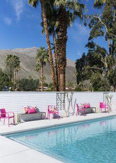 Modern landscape design front yard palm springs 53 new ideas Modern Landscape Design, Modern Landscaping, Modern Interior Design, Modern Interiors, Palm Springs Interior Design, Backyard Landscaping, West Elm, Palm Springs Mid Century Modern, Palm Springs Style
