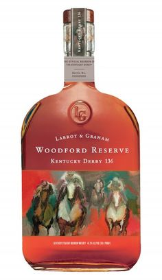 Kentucky's Bourbon ... 2010 Artwork on label by Jeaneen Barnhart