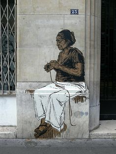 By Swoon, Paris