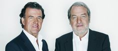 Peter & Manfred Erlacher - Chervò Owners