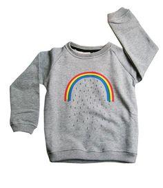 Uni Webshop - Anïve For The Minors - Sweater Rainbow Little Boy Fashion 848082aaa5
