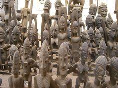 Esculturas Dogon, Mali