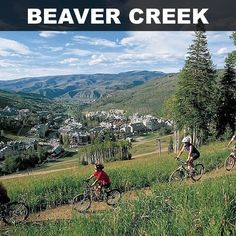 Beaver Creek boasts an incredible bike park, lift-accessed trails and close proximity to some thigh-burning road rides.Image courtesy of Vail Resorts - beavercreek.com