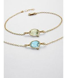 round wire wrap gemstone bracelet -...     $149.95