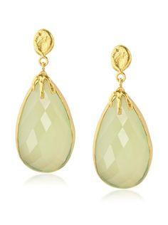 Kanupriya Green Chalcedony Midnight Teardrop Earrings, http://www.myhabit.com/redirect/ref=qd_sw_dp_pi_li?url=http%3A%2F%2Fwww.myhabit.com%2Fdp%2FB00JKPKEDO