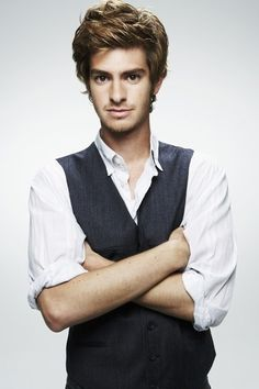 Andrew Garfield. The only thing I have ever seen him in is The Amazing Spider-Man.. but he nailed it. I forced myself to watch it, against the change in cast.. but he played the part so well that I can't picture anyone else as Spider-Man.