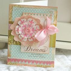 Beautiful Blooms II #1,Sprial Notebook Page