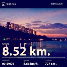 My recent activity! - 8.52 km Running #health #sport #runstagram  #runstagrammer #run #running #runnerscommunity #runnerinspiration #runforabettertomorrow #sgrunners #instarunner #instarunners #instarun #worlderunners #run