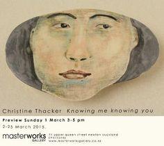 Christine Thacker.