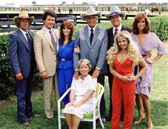 Dallas...the ultimate soap opera!