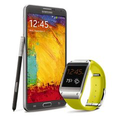 For the media lover - Samsung #GALAXYNote3 & #GALAXYGear