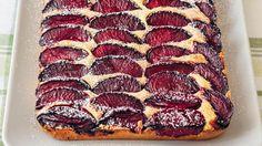 Миндальный пирог со сливами. Пошаговый рецепт с фото, удобный поиск рецептов на Gastronom.ru