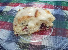 Cranberry Orange Scones. Photo by Judy from Hawaii