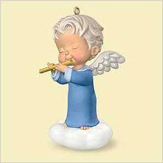 2006 MARY'S ANGELS   #19 - VERONICA HALLMARK ORNAMENTS