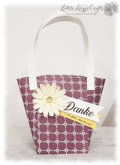 Strandtasche Handbag EPB Stampin' Up!