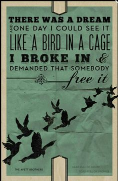 Now I'm a Cageless bird!