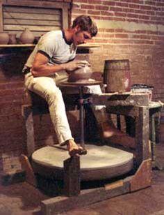 Potters Wheels an alternative position