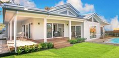 wrap around verandah