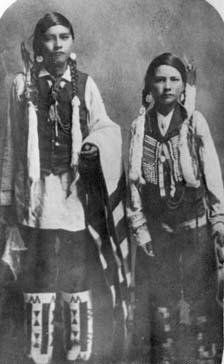 Cree boys - 1905