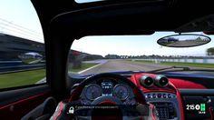 Project Cars - Pagani Huayra ( Onboard ) - Donington Park GP