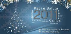"""Cartes de voeux""""OMT Porto-Vecchio"""""""