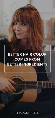 Our radiant hair color is crafted in Italy with ingredients you can feel good about. Take our color quiz to find the perfect color for you.